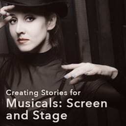 Creating stories for Musicals Screen and Stage
