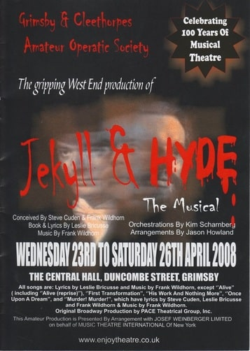 jekyll and hyde grimsby