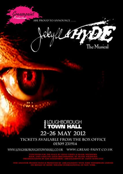 jekyll and hyde loughborough