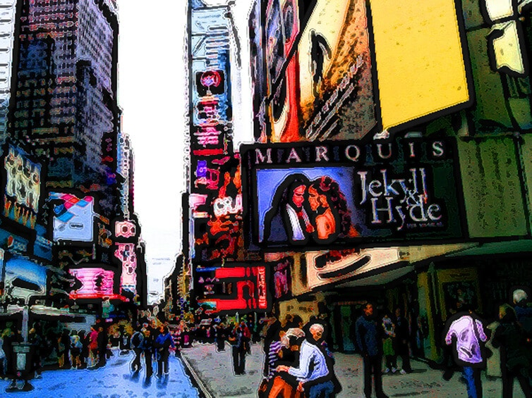 Times Square 2013